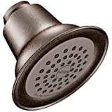 Moen 6303EPORB One-Function Eco-Performance Shower Head, Oil Rubbed Bronze