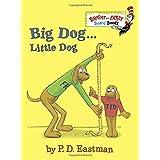 Big Dog . . . Little Dog (Bright & Early Board Books(TM)) ~ P. D. Eastman
