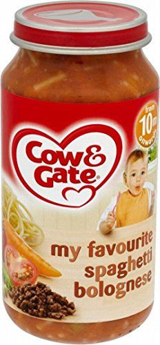 Cow & Gate My Favourite Spaghetti Bolognese 10Mth+ (250G)