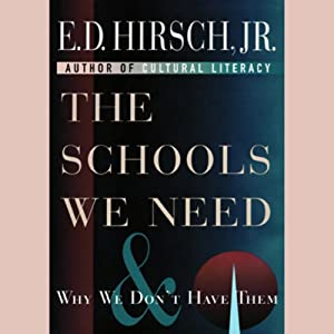 The Schools We Need Audiobook