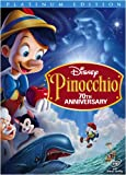 Pinocchio [DVD] [1940] [Region 1] [US Import] [NTSC]
