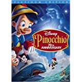 Pinocchio (70th Anniversary Platinum Edition)by Dickie Jones