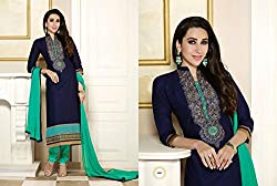 Simply Gorgeous Straight Salwar Suit