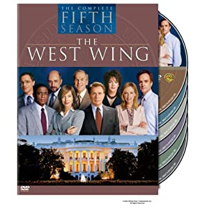 The West Wing: The Complete Fifth Season movie