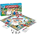 Family Guy Collector's Edition Monopoly