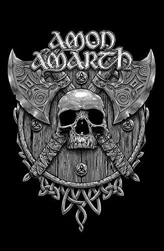 Amon Amarth -  T-shirt - Uomo Nero nero taglia unica
