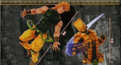ジョジョの奇妙な冒険 DXF THE RIVAL vs1 オールスターバトルDIO 全2種セット