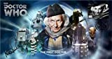 Dr Doctor Who BBC Official 50th Anniversary Limited Edition First Doctor Signed First Day Stamp Cover - The First Doctor - William Hartnell; signed Peter Purves