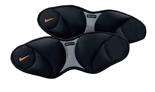 Ankle Weights Black Weights Black/orange