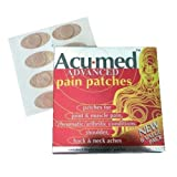 Acumed Pain Relief Patches - 5 packs of 8