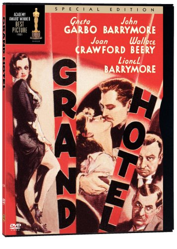Cover art for  Grand Hotel (Snap case)