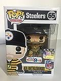 Funko POP! NFL Ben Roethlisberger Toys R Us Exclusive Steelers Throw Back Jersey Figure
