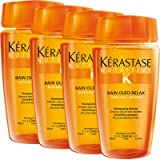 KERASTASE Nutritive Bain Oleo Relax Shampoo 250ml x4
