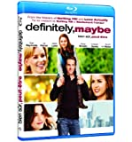 Definitely, Maybe [Blu-ray] (Bilingual)