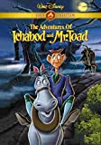 The Adventures of Ichabod and Mr. Toad (Gold Classic Collection) VHS