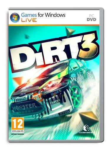 Dirt 3 PC-DVD