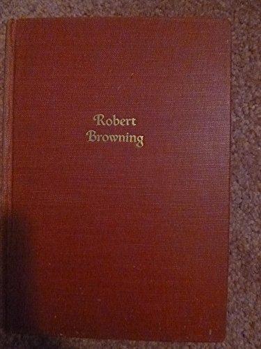 robert browning selected poems pdf