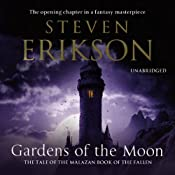 Gardens of the Moon: Malazan Book of The Fallen 1 - Volume 2 | [Steven Erikson]