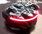 Fibre Optic Helmet Light - Fibre Flare. Fix to Cycles, helmets, motorcycles etc, etc..