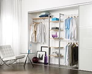 relax modular bedroom storage system