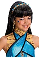 Monster High Cleo de Nile Girls Wig