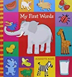 Jeannette Rowe My First Words with Baby Boo Picture Dictionary