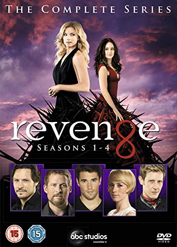 Revenge Season 1-4 [DVD] (Revenge Season 3 compare prices)