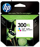 HP CC644EE#UUS 300XL Ink Cartridge with Vivera Inks – Tri-colour
