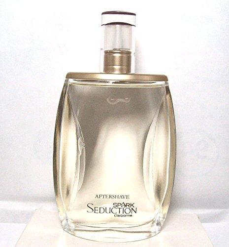 liz-claiborne-spark-seduction-aftershave-for-men-34-oz-free-name-brand-sample-vials-with-every-order