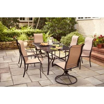Patio Furniture Sets Clearance 7 Piece | Home Furniture
