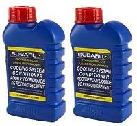 Subaru OEM Coolant System Conditioner - SOA635071 - 2 Pack from Subaru