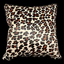 Safari Leopard Pillow