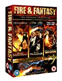 Fire & Fantasy: The Ultimate Dragon Collection (Sinbad The Persian Prince / Age of The Dragons / Rise of the Dragons, Wyvern) [DVD]