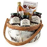 Stonewall Kitchen Breakfast Gift Basket