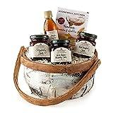 Stonewall Kitchen Breakfast 5 Piece Gift Basket