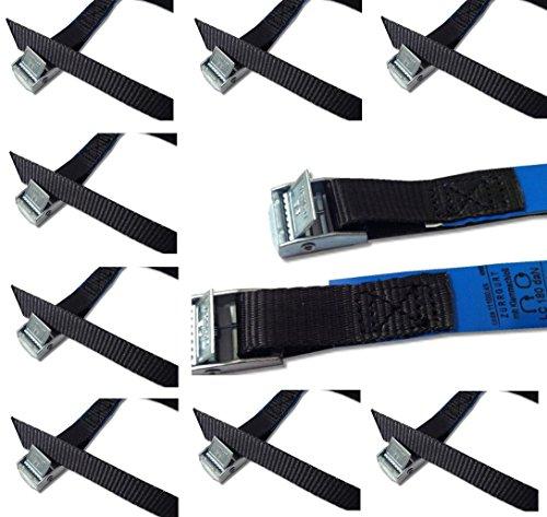 Befestigungsriemen-Set-ideal-zur-Befestigung-am-Fahrradtrger-Klemschloss-Gurte-Spanngurte-iapyx-10er-Set-schwarz