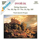 Dvorak: String Quartets No. 10, Op. 51 And No. 14, Op. 105