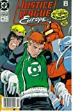 img - for Justice League Europe #11 : Family Ties (DC Comics) book / textbook / text book