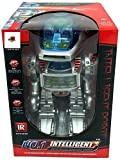 NMIT I-ROBOT RC Remote Controlled Toy Robot, Shoots Frisbees, Dances, Talks, Walks, with Sounds and Lights by NMIT
