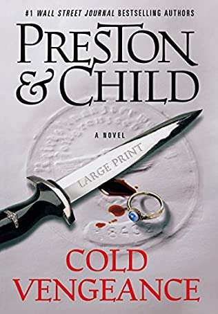 book cover of Cold Vengeance