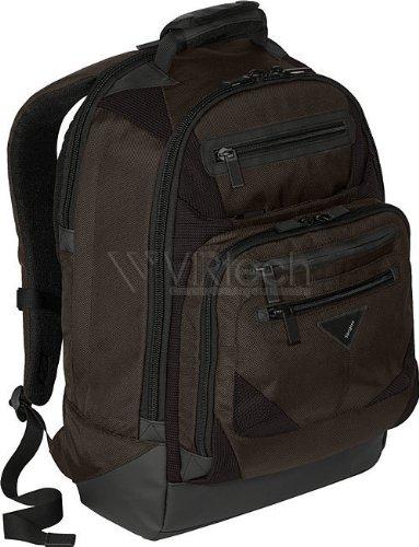 A7 Laptop Backpack- Brown for 16 Brn Eng/ Fr Lifetime Warranty