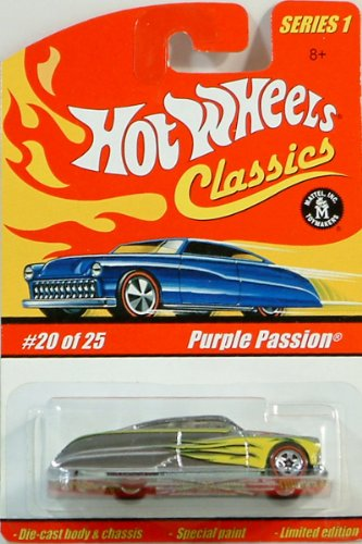 Hot Wheels Classics Series 1 Purple Passion #20 of 25