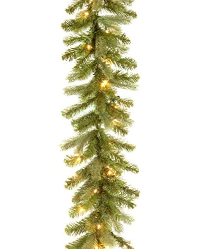 National Tree Company 9' Feel Real Garland