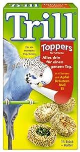 Trill Toppers 6x14 Stück