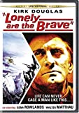 Lonely Are the Brave [DVD] [1962] [Region 1] [US Import] [NTSC]