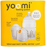Yoomi 5 oz Feeding Bottle Warmer Tetina de flujo lento Pod