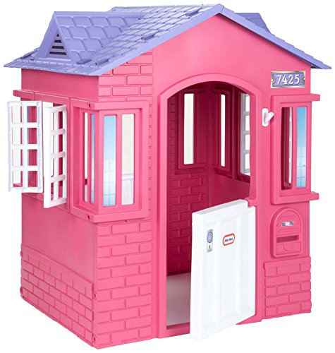 Little-Tikes-Princess-Cottage-Playhouse-Pink