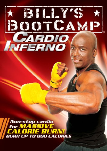 10 Minute Boot Camp Cardio Inferno [DVD] [Region 1] [US Import] [NTSC]