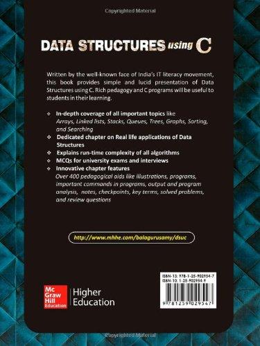 data structures using c rajni jindal