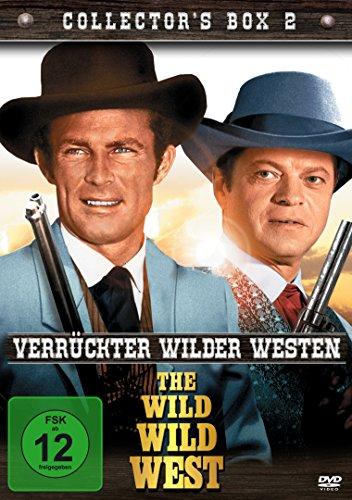 Wild Wild West - Verrückter wilder Westen: Collector's Box 2 [4 DVDs]
